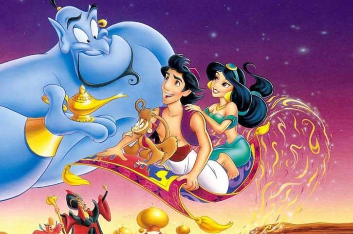citation disney Aladin