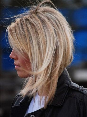 Cheveux Blonds