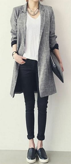 tenue Hipster look total casual