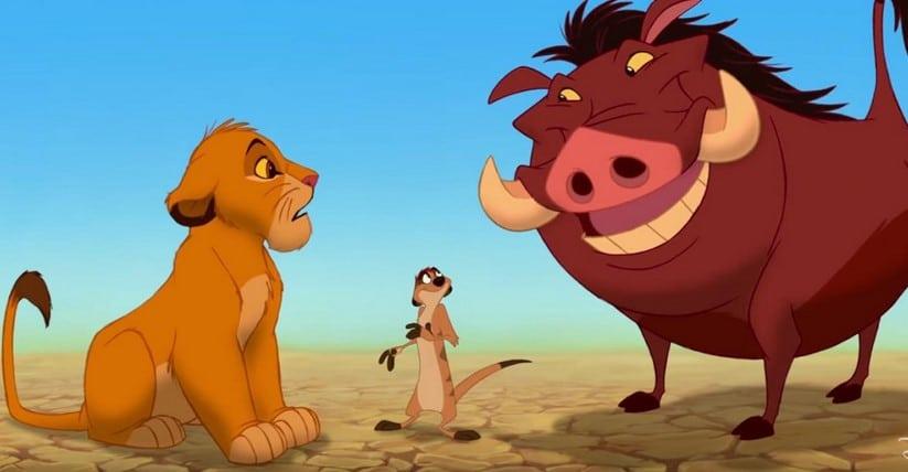 citation disney Le Roi Lion