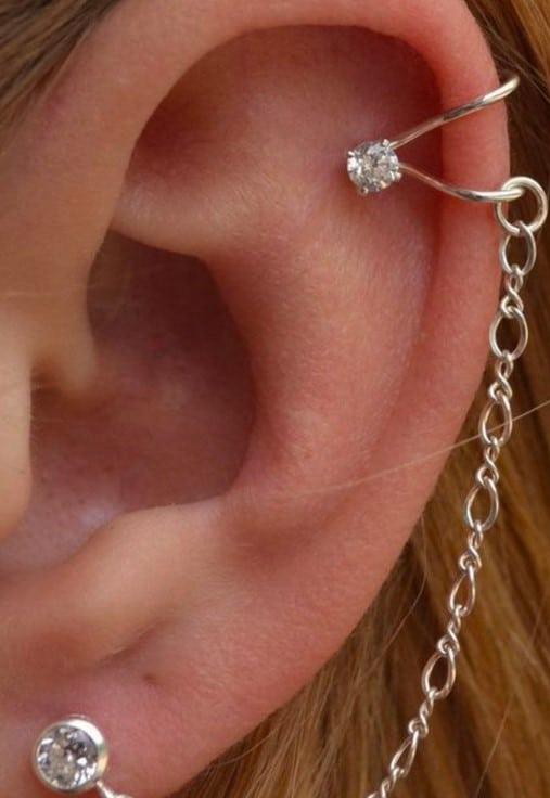 Piercing Chaine