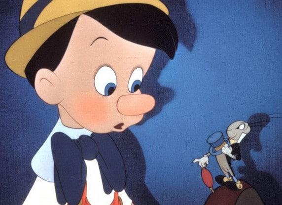 citation disney Pinocchio