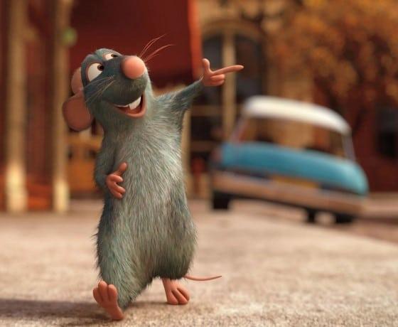 citation disney Ratatouille