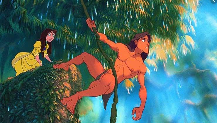 citation disney Tarzan