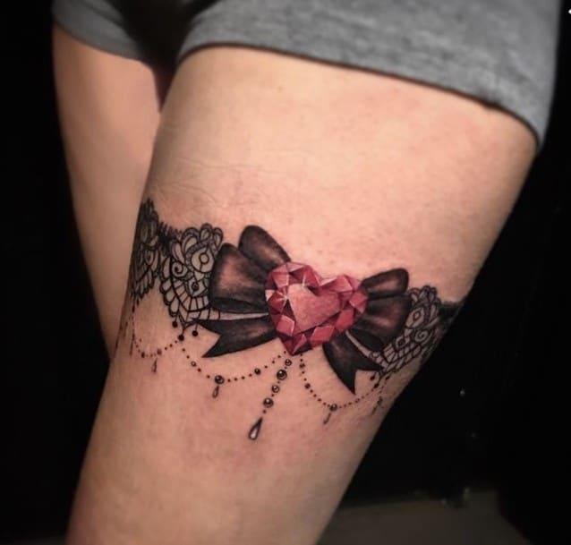 Tatouage Cuisse Femme Les 50 Plus Beaux Tatouages