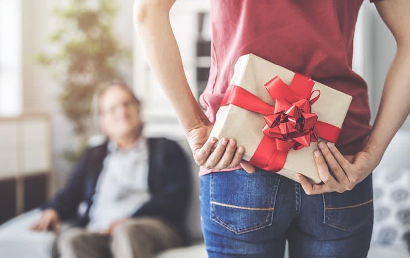 Cadeau Surprise Homme
