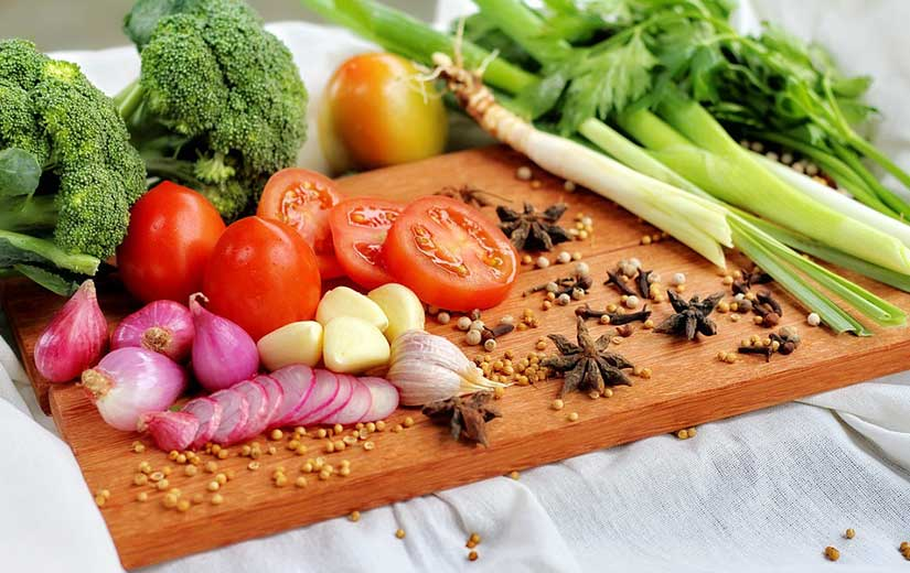 Diner Leger Legumes