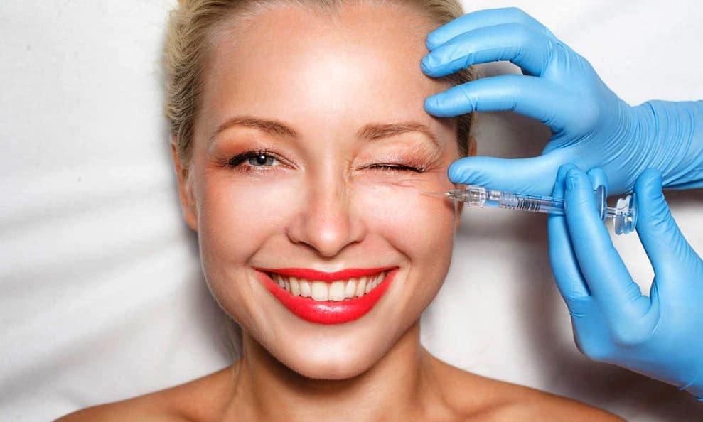 Injection De Botox