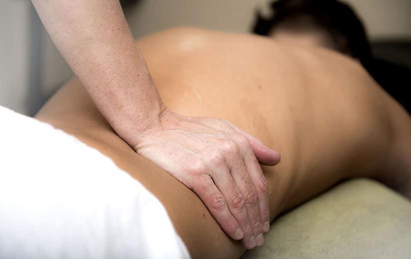 Massage Hanche