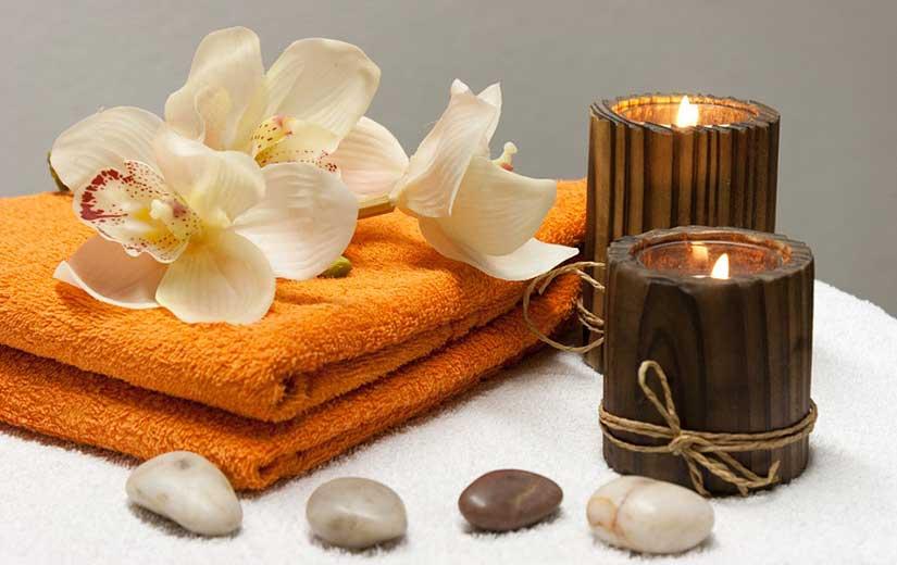 Materiel Massage Sensuel