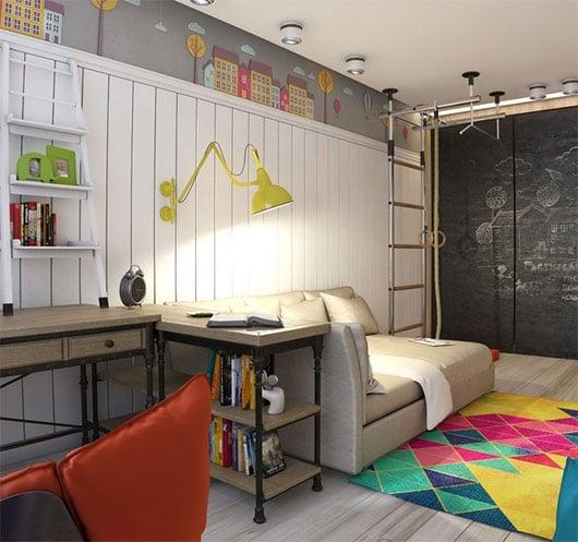 Chambre Créative
