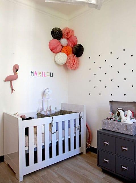 Chambre Mixte pour bébé