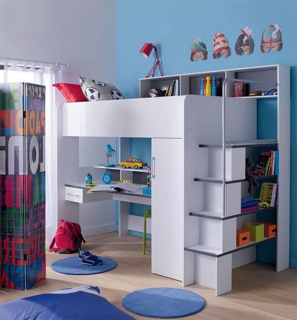 Idées déco chambre garçon : 31 idées de décoration tendance