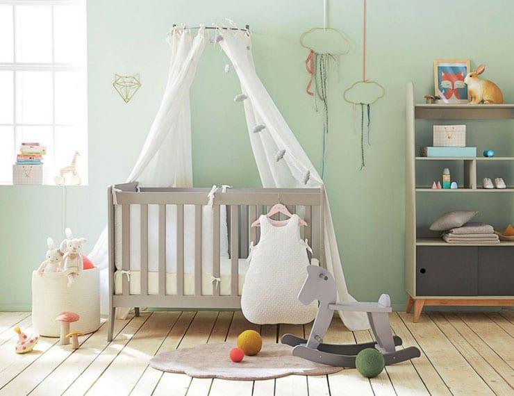 Deco chambre bebe mixte : 32 chambres pour trouver l\'inspiration
