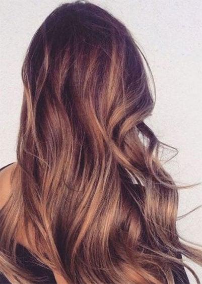 Ombré Hair Chocolat