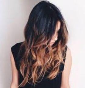 Ombré Hair Doré