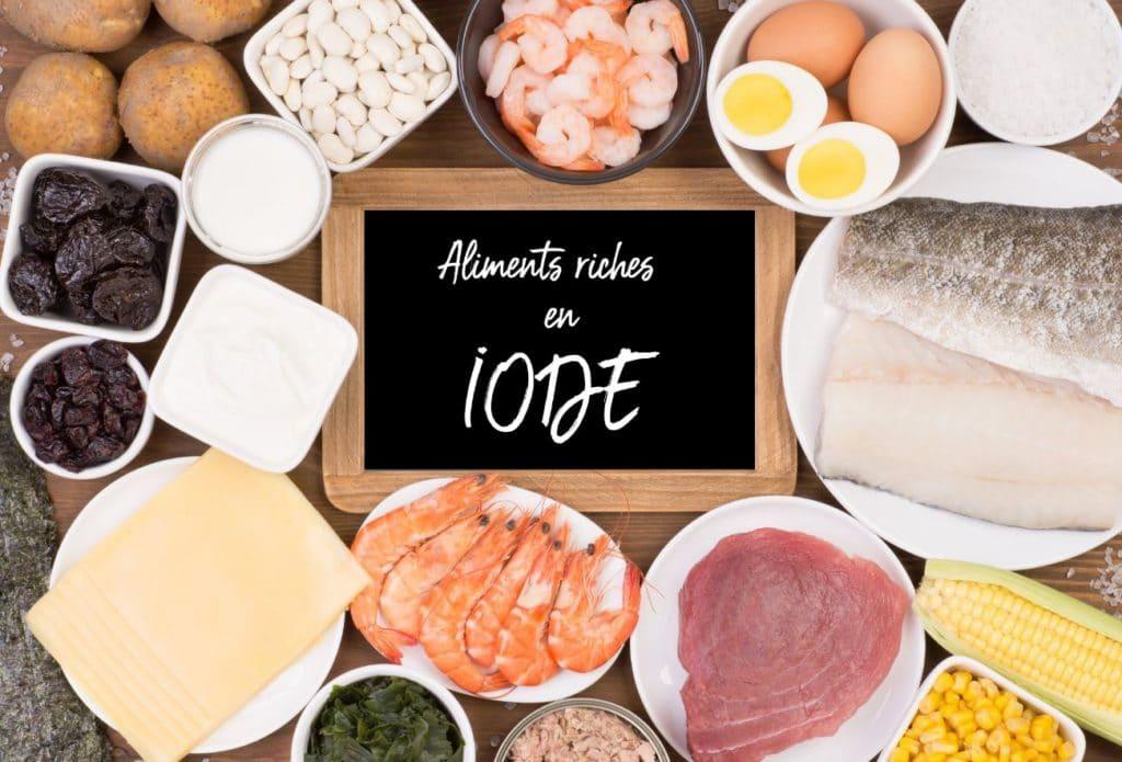 Aliments Riches En Iode