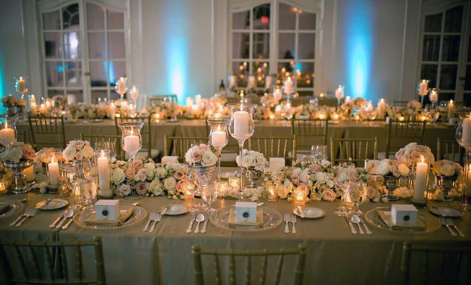 Magnifique Table De Mariage