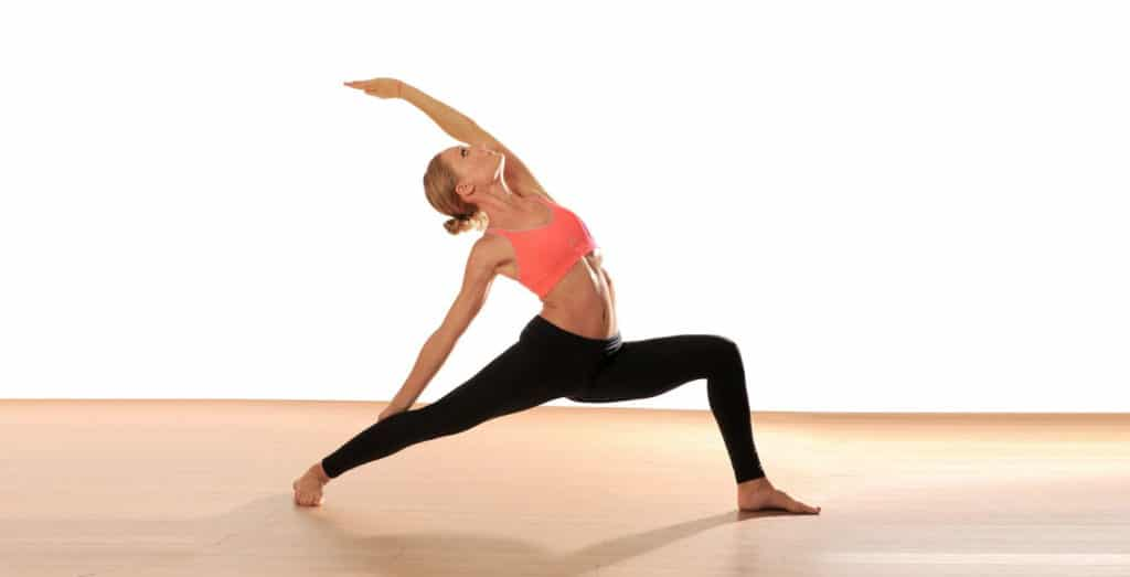 Posture Vinyasa Yoga