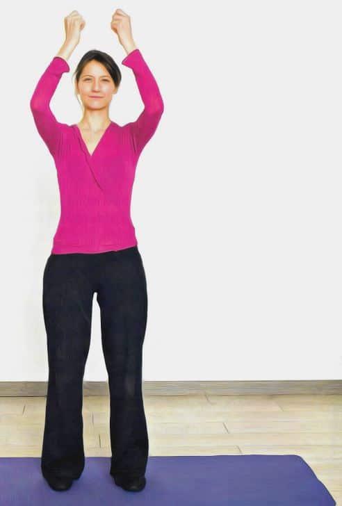 Exercice Renforcement Perinée Dessiner Cercle