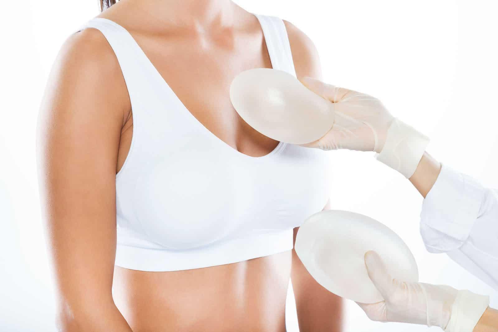 Implants Mamaire Selon Taille Des Seins