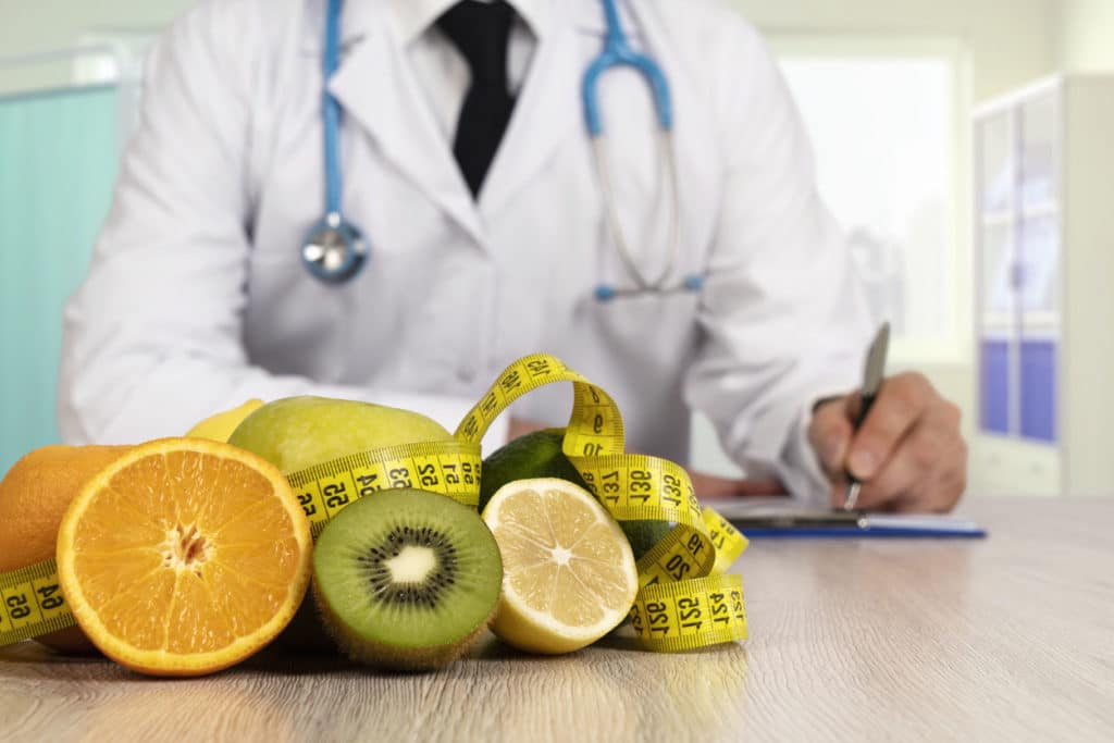 Prescription de médecin nutritionniste