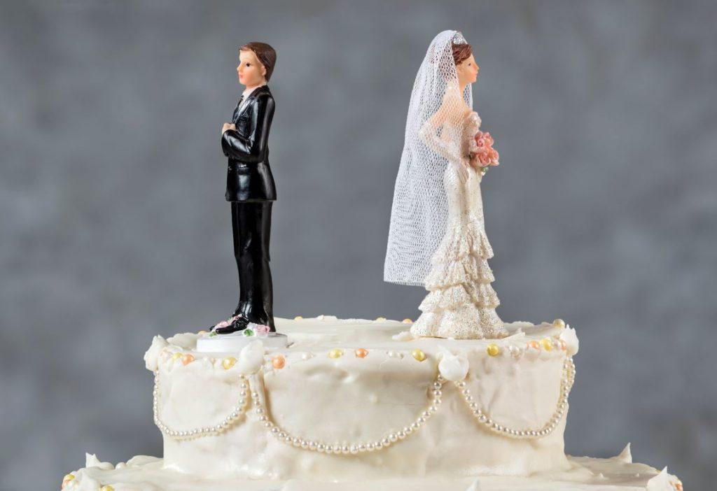 Divorce Gateau