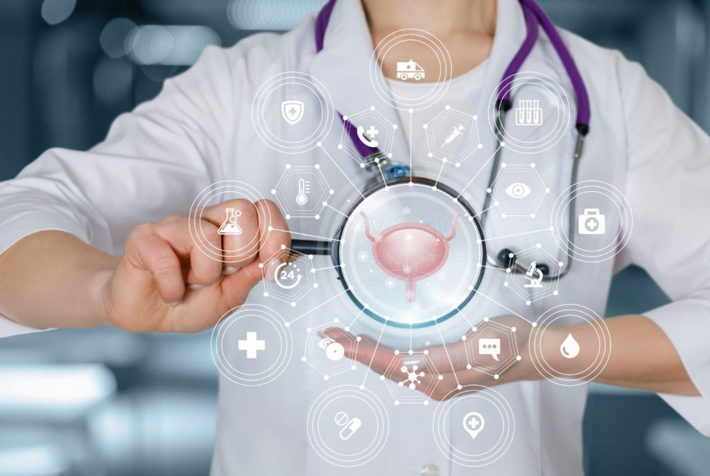 Gynecologue Vessie