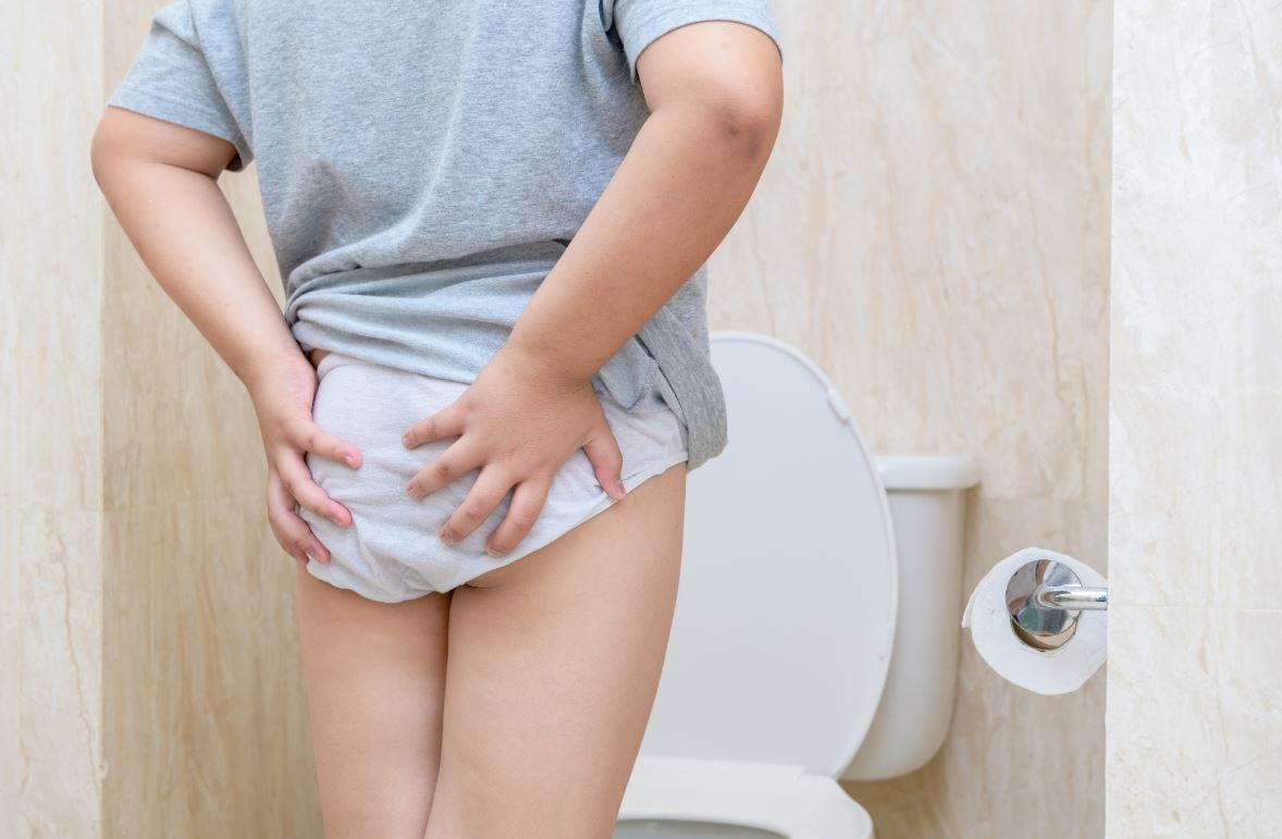 Hémorroides Enfant Toilettes