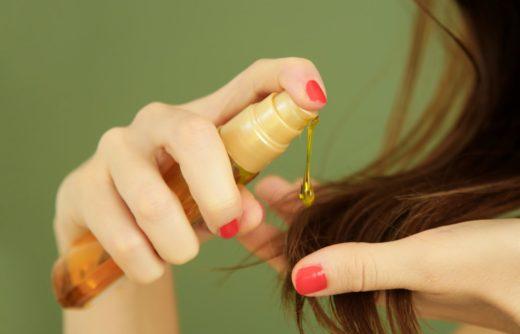 Huile Réparer Cheveux
