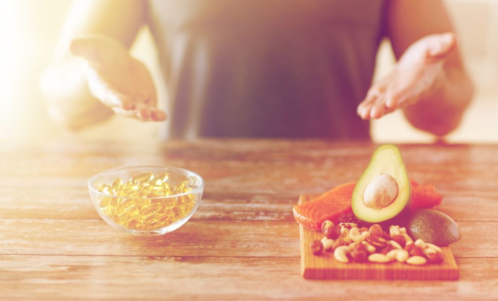 Omega 3 Complements Alimentaires