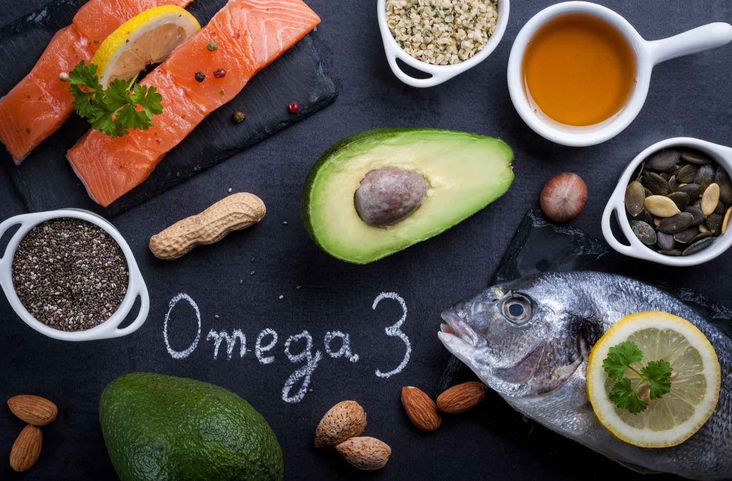 Omega 3 Ingredients