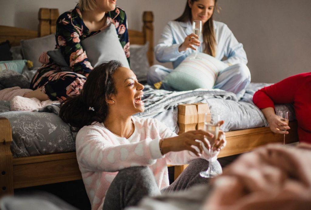 Soirée Pyjama Filles