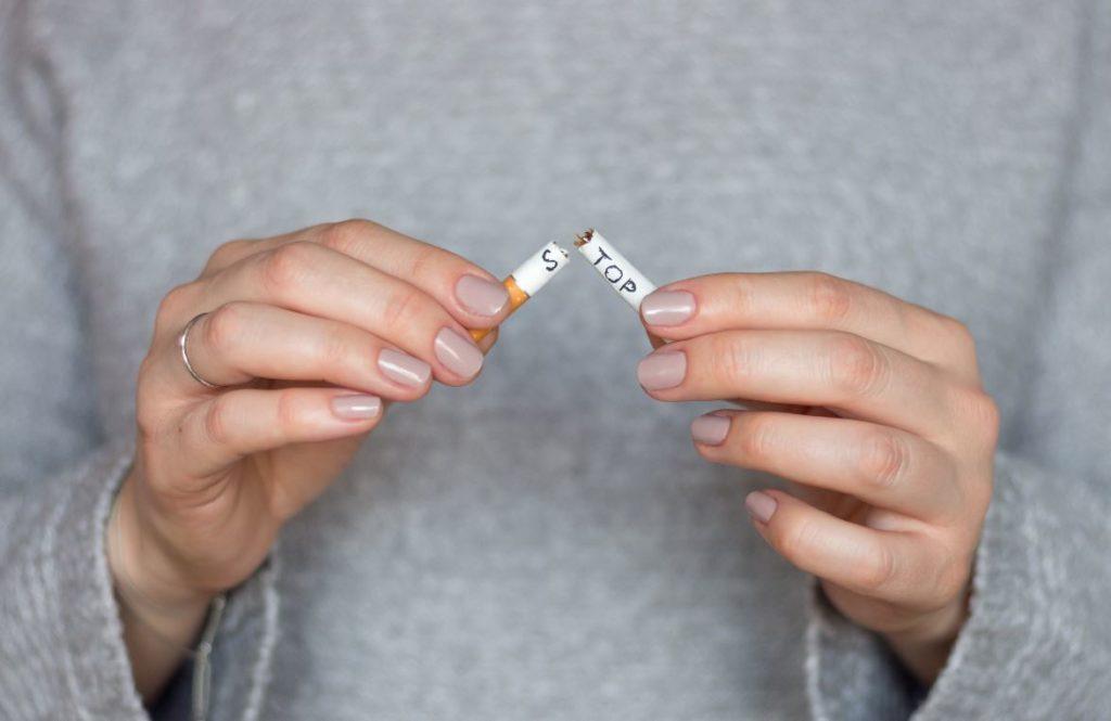 Arrêt Tabac Luxothérapie