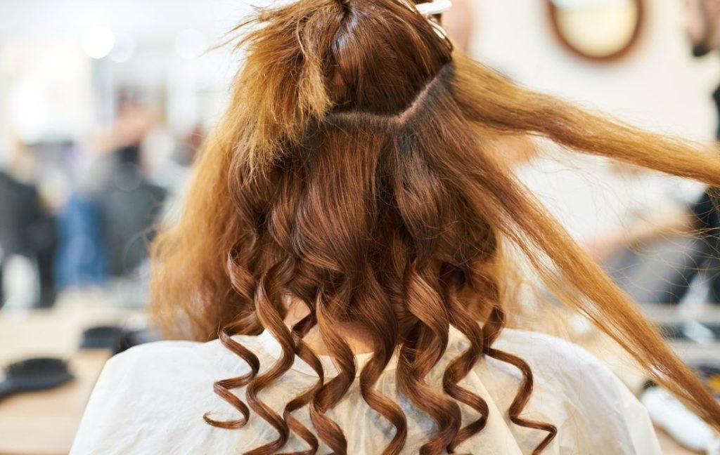 Auburn Cheveux