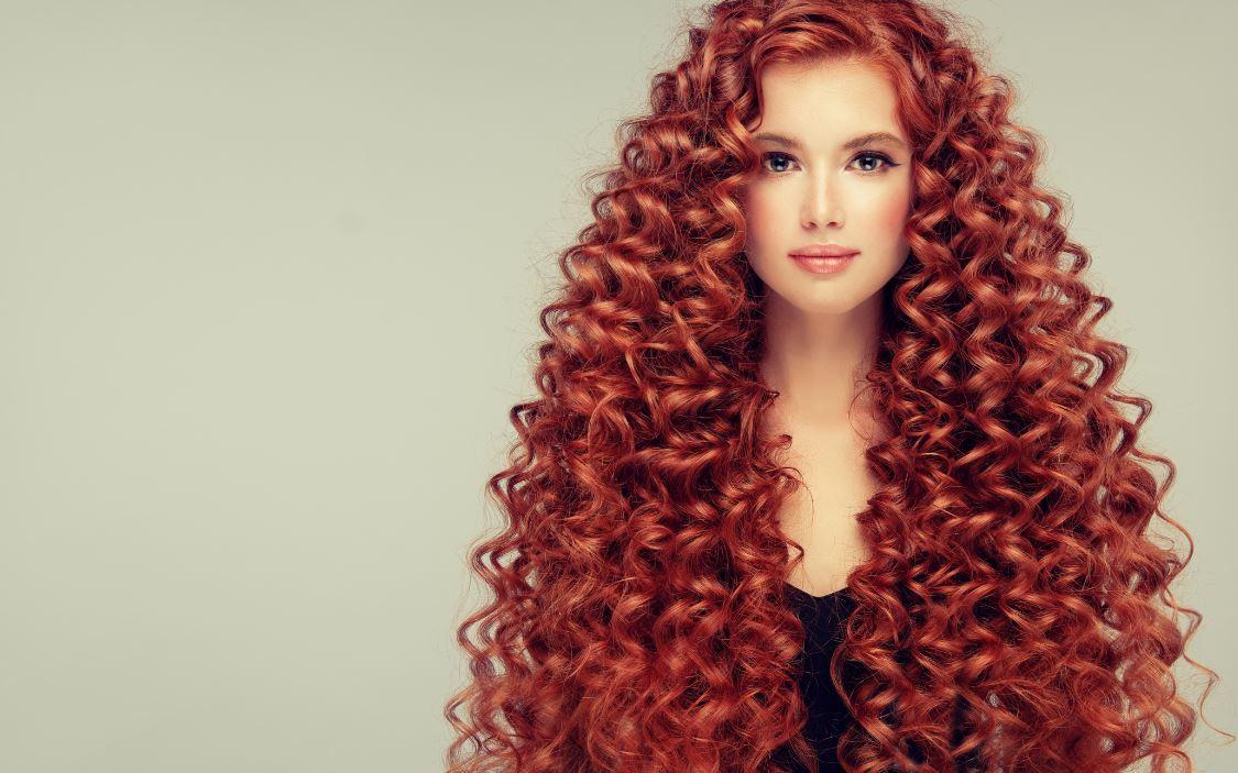 Cheveux Auburn