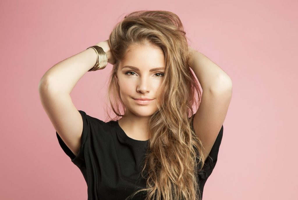Cheveux Lisse Routine