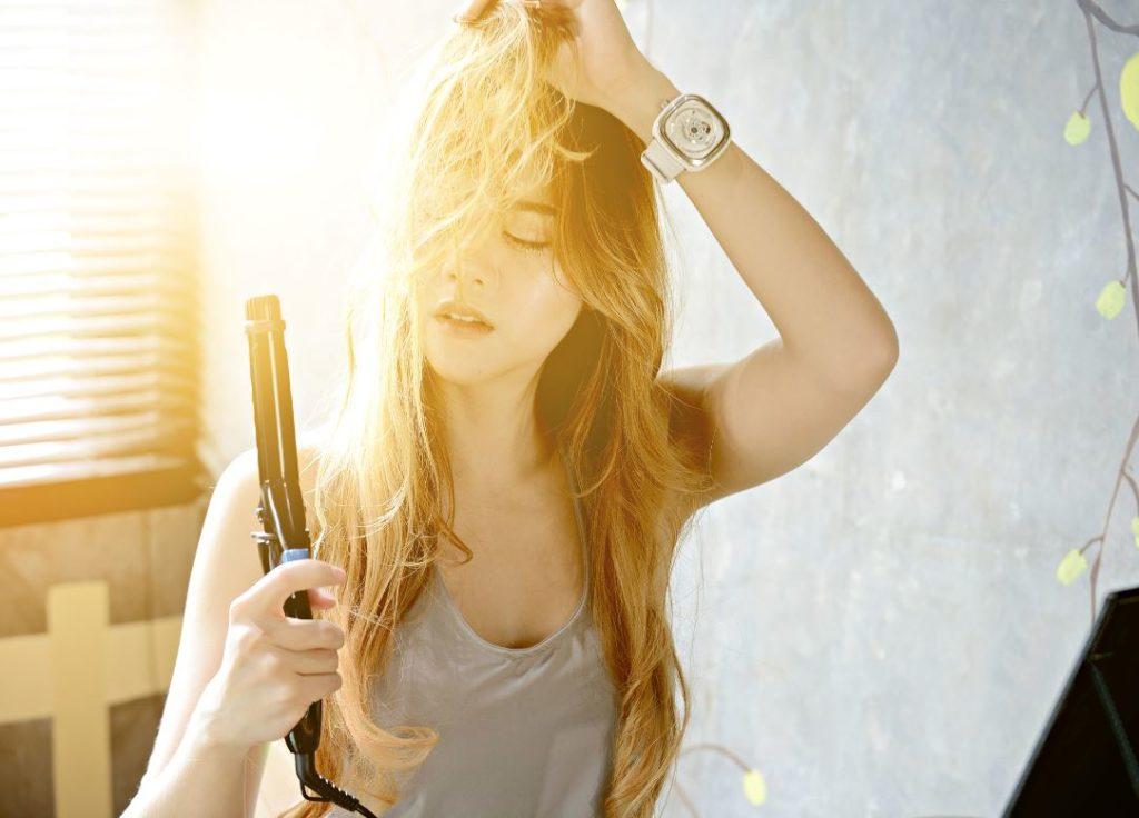 Cryothérapie Cheveux