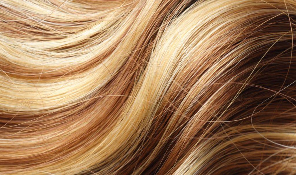 Mèches Blondes Cheveux