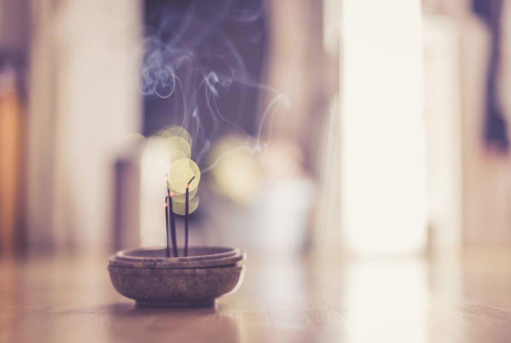 Méditation Matin Encens