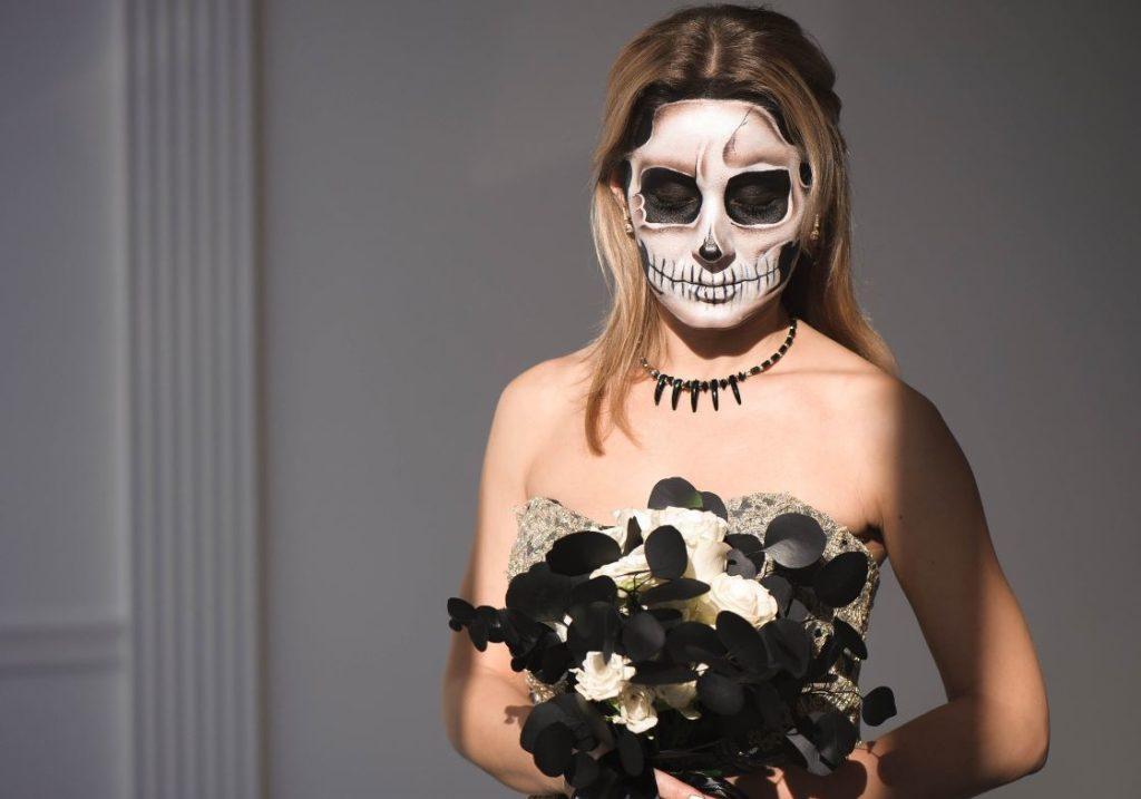 Maquillage Squelette