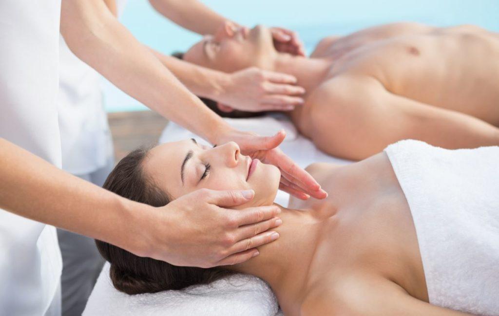 Massage Couple Duo