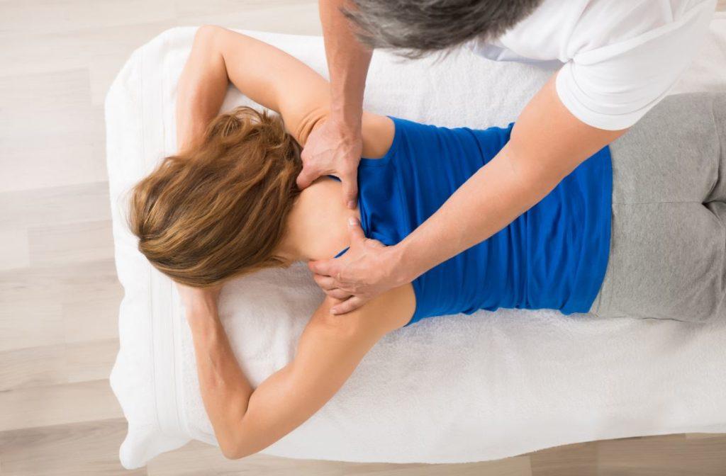 Massage Dos Conseils