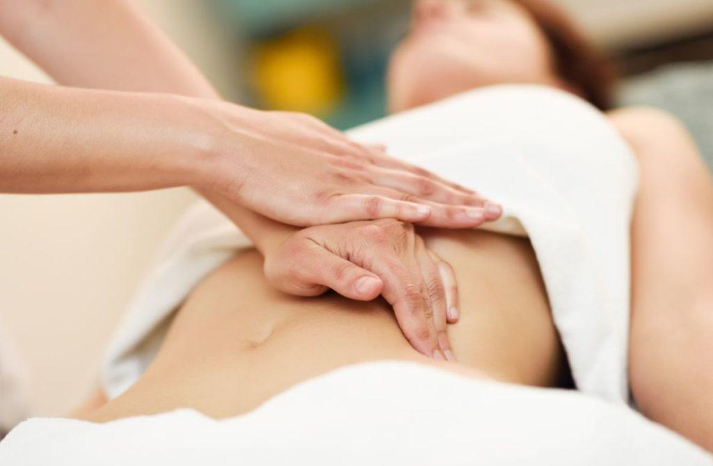 Massage Ventre Bienfait
