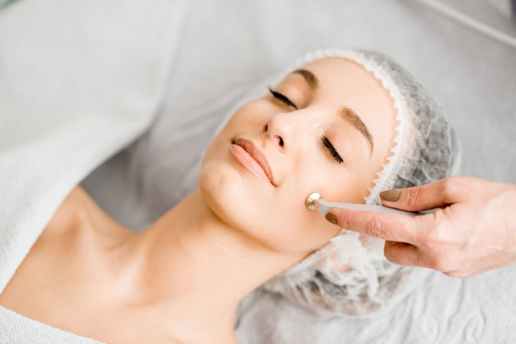 Microdermabrasion Technique