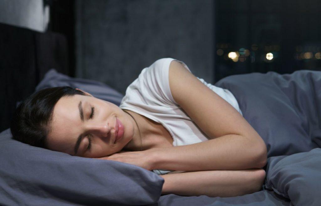 Rêver De Quelqu'un Sommeil Femme
