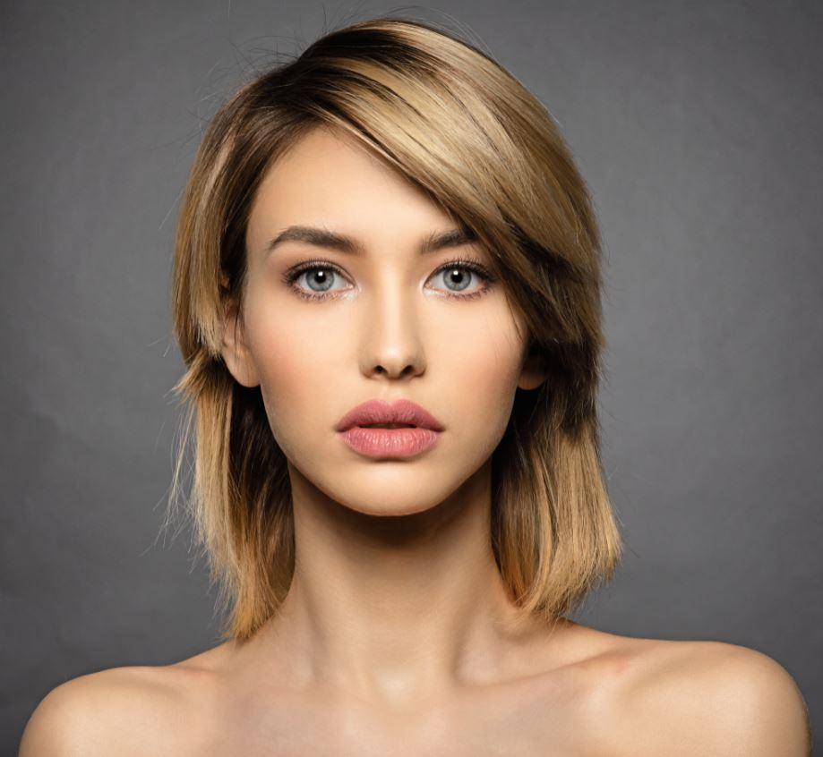Dégradé Cheveux Mi Long Effilé