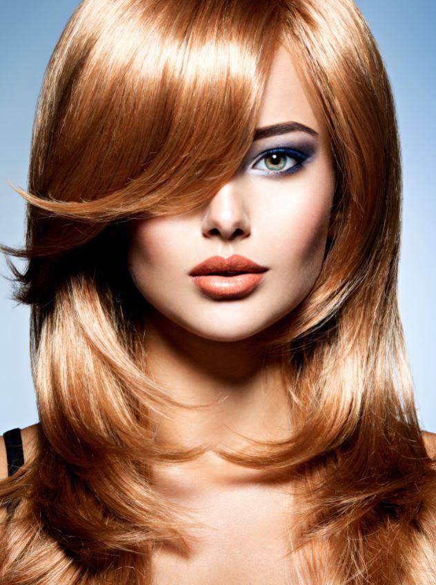 Dégradé Cheveux Mi Long Mèche