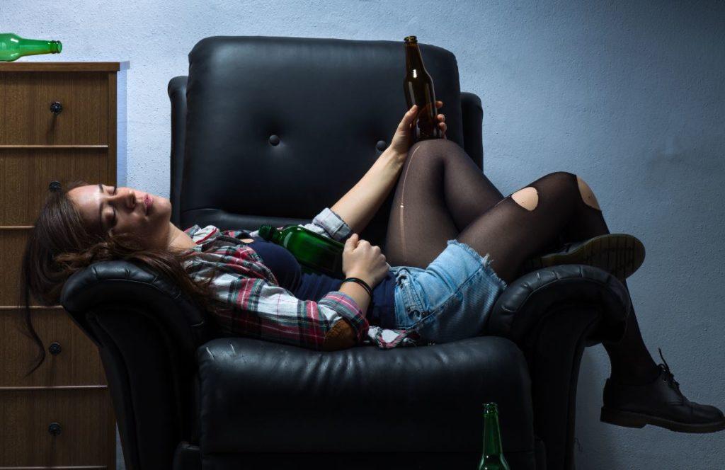 Ado Alcool Malaise