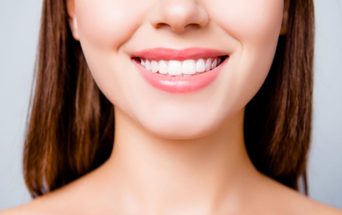 Dents Blanches Sourire